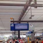 Interrail 2014 – día 3. Amsterdam
