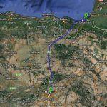 Interrail 2014 – día 2. Largo camino a Amberes