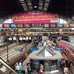 Interrail 2014 – día 6. Hamburgo