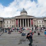 Londres, día 5: Trafalgar Square, Buckingham Palace y vuelta a España