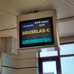 Inter-Rail 2015 – Día 1: Bruselas