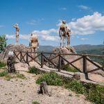 Mirador de la Memoria en El Torno (Cáceres)