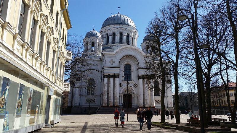 iglesia san miguel arcángel kaunas