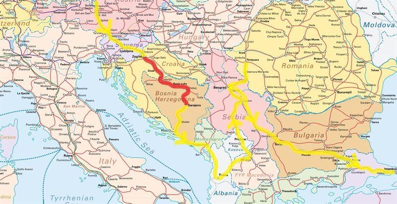 De Zagreb A Sarajevo Conociendo La Capital De Bosnia Medio Penique