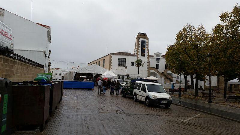 Valencia de alc ntara c ceres medio penique for Oficina de turismo plasencia