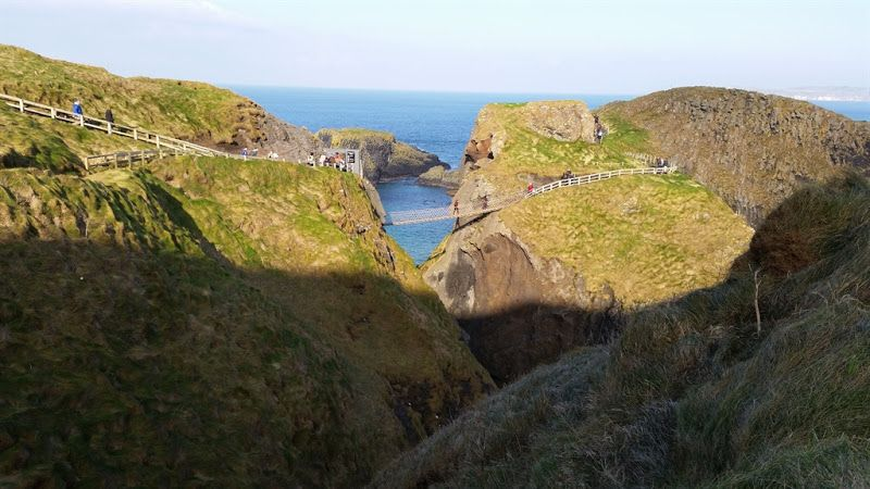 Puente Carrick-a-rede