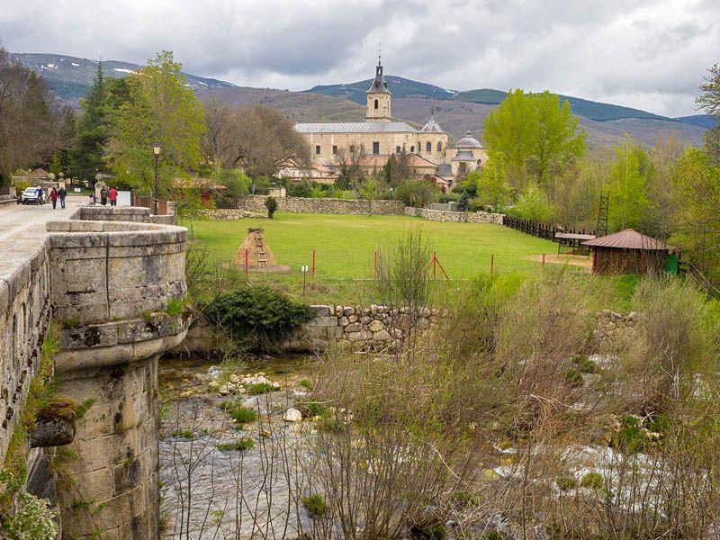 monasterio del paular rascafria