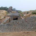 El dolmen de Lácara (Badajoz), más de 4000 años resistiendo