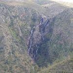 El Chorro de los Ángeles en Las Hurdes (Cáceres), salto de 200 metros