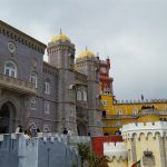Palacio de la Pena de Sintra, todo un emblema del turismo en Portugal