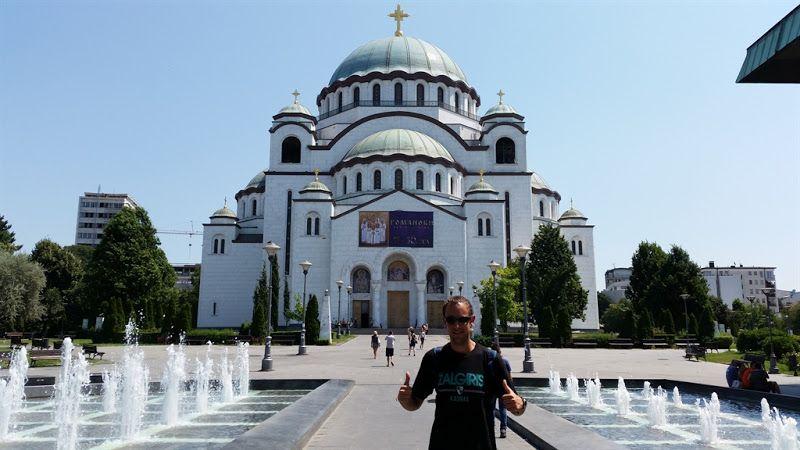 Catedral ortodoxa San Sava Belgrado
