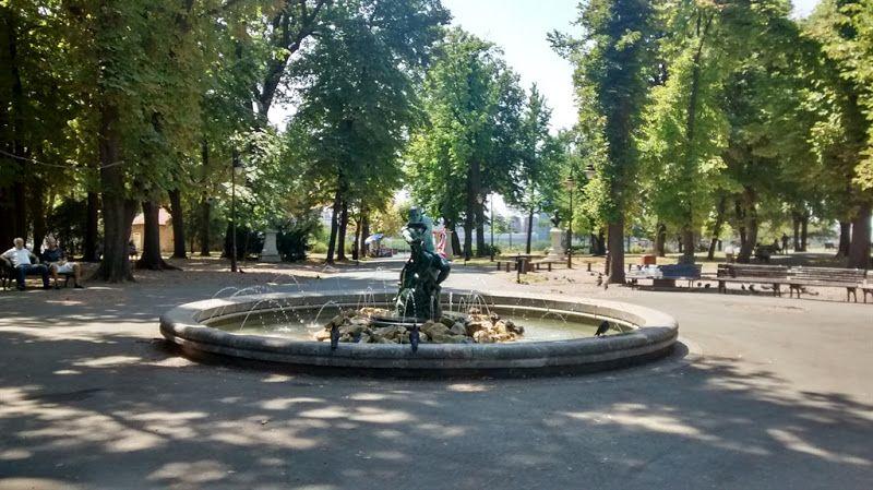 Parque Studenski Belgrado