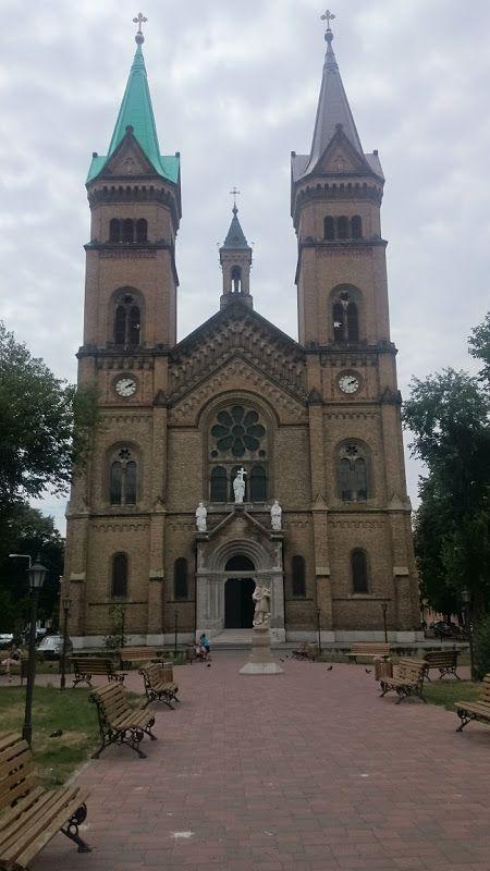 millenium cathedral timisoara rumania