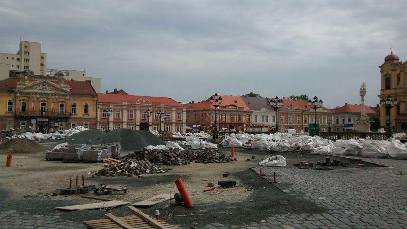 plaza union timisoara rumania