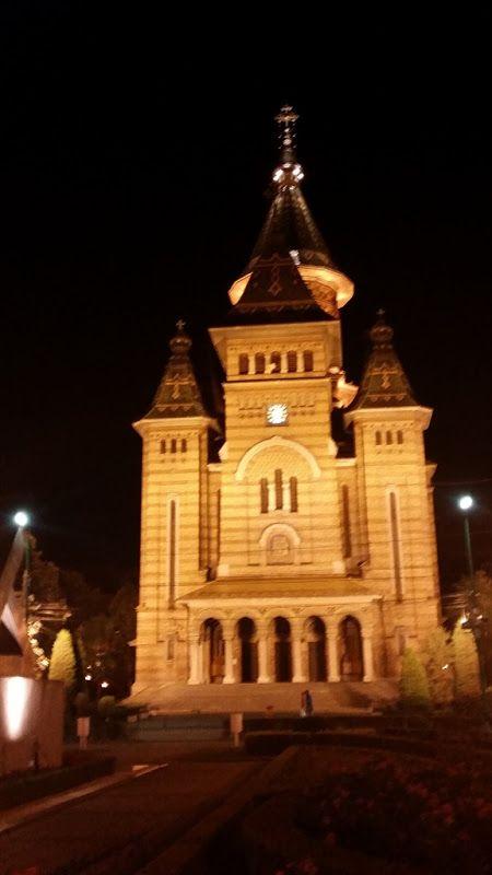 catedral ortodoxa Timisoara