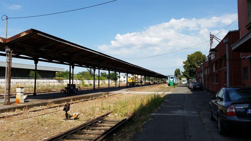 Tren estacion Belgrado