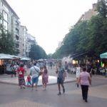 Largo viaje en tren de Belgrado a Sofía