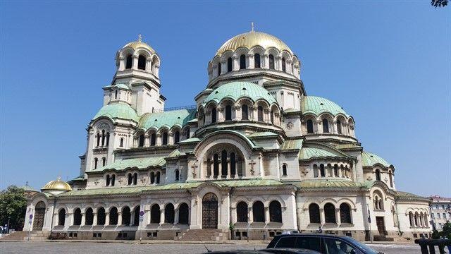 Catedral Alexander Nevski Sofía