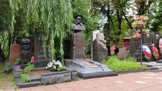 Cementerio Novodevichi