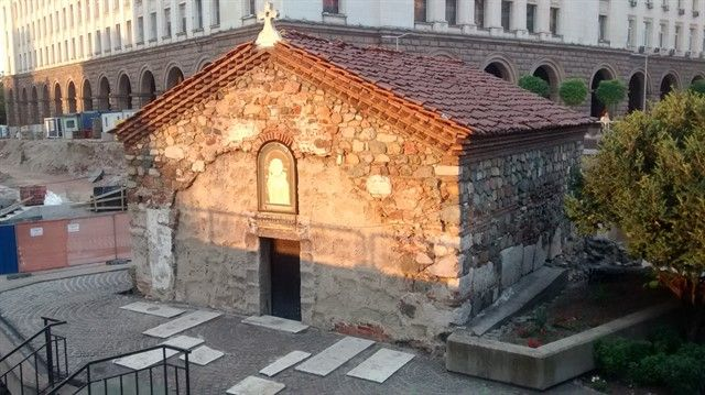 Iglesia plaza Sofía I