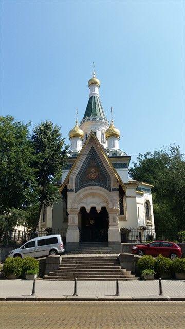 Iglesia rusa Sofía