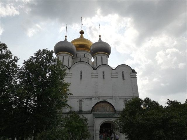 Monasterio Novodevichi