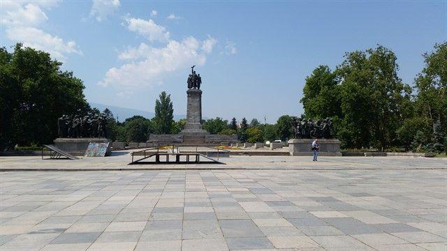 Memorial ejército soviético