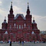 Día muy productivo e interesante visitando Moscú