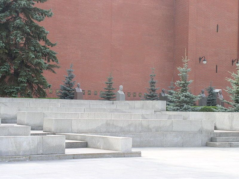 Necrópolis del Kremlin