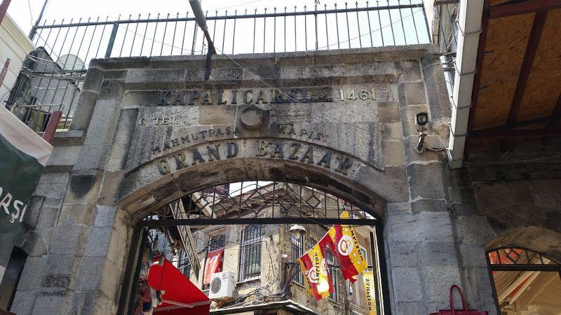 entrada gran bazar estambul