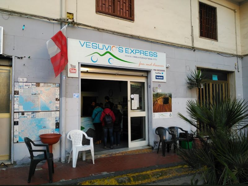 vesuvio express office