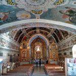 Ermita de Nuestra Señora del Ara, la 'Capilla Sixtina' del sur de Extremadura