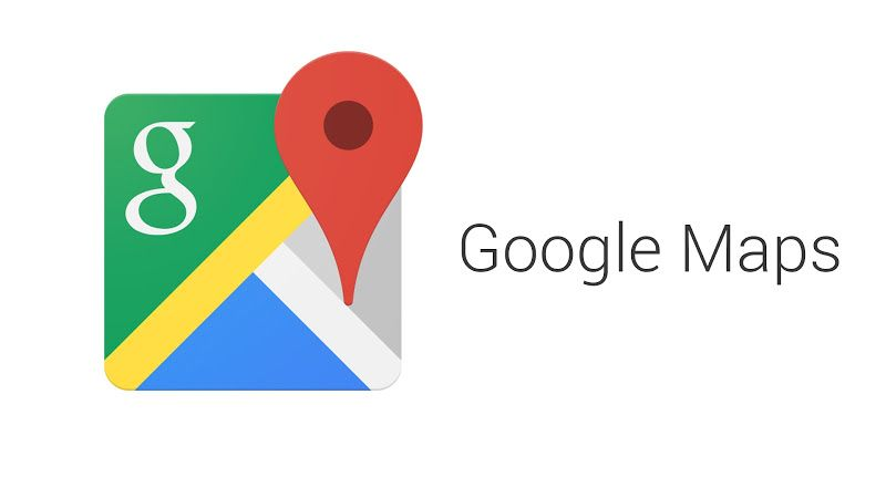 Google Maps GPS móvil