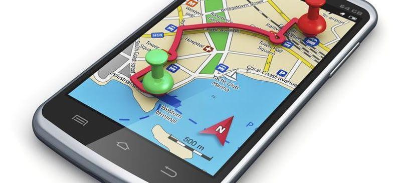 Programa GPS para móvil