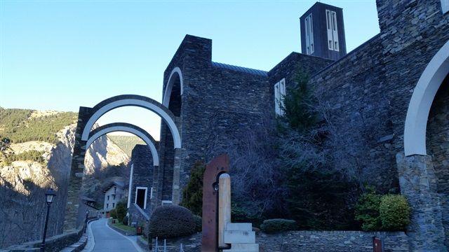 Santuari de Meritxell