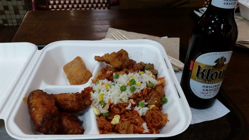buffet coreano en koreatown Nueva York