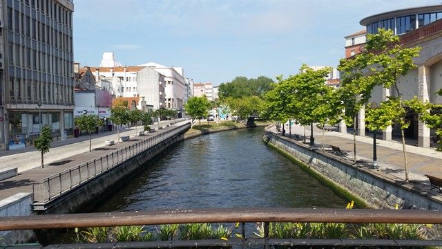 Canal central Aveiro