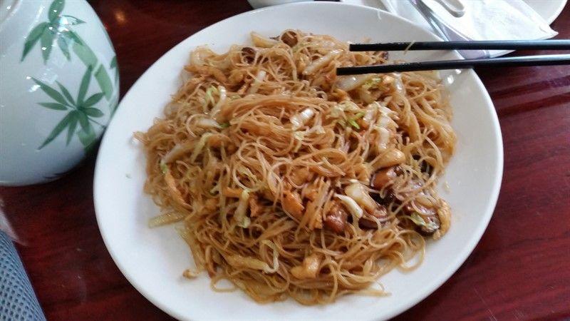 Comida Chinatown de Nueva York