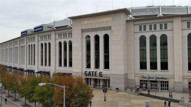 Estadio Yankees Nueva York