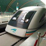 El Maglev de Shanghai, el tren más rápido del mundo
