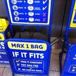 Qué equipaje de mano permite Ryanair
