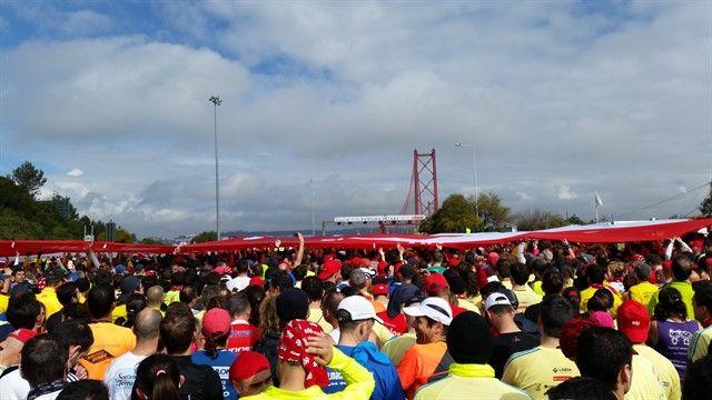 Media Maratón de Lisboa
