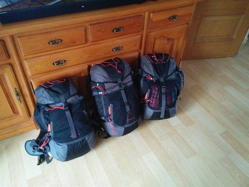 mochilas viaje