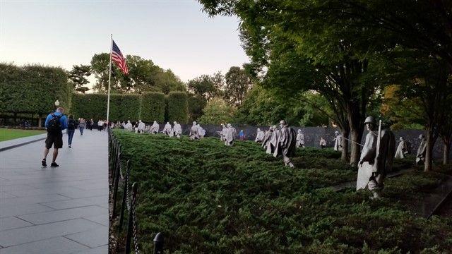 Memorial a los Veteranos de Vietnam