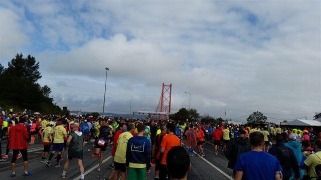 Carrera Lisboa Puente 25 de Abril