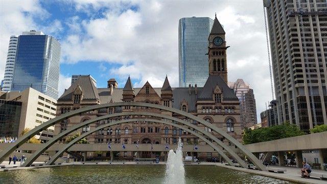 Ayuntamiento viejo de Toronto