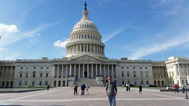 El Capitolio estadounidense