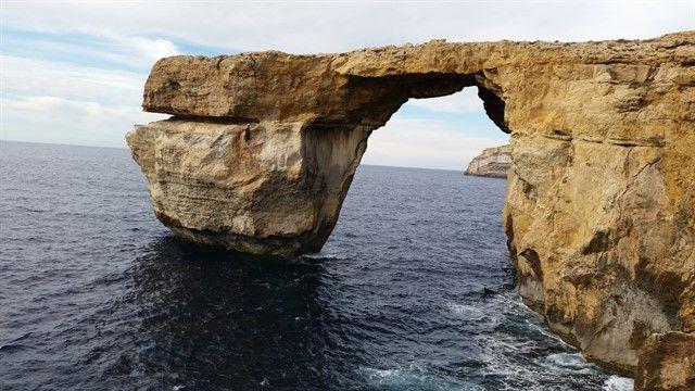 La Ventana Azul de Malta