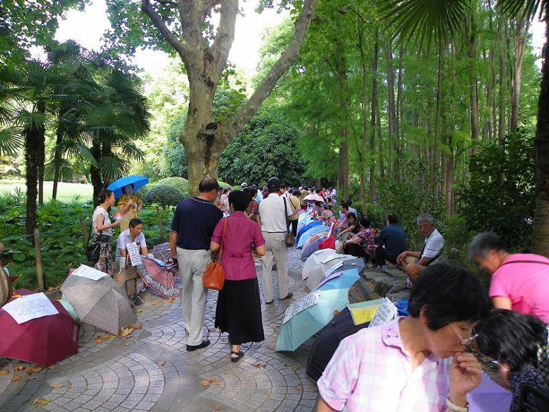 mercado matrimonios people square shanghai china