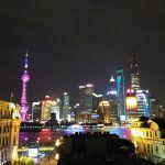 Shanghai: mercado de matrimonios y atardecer en el Bund